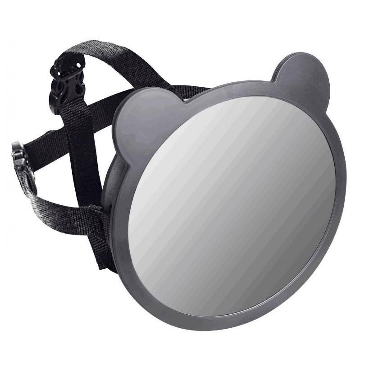 Espejo trasero apramo negro zaragoza - Espejo de viaje ...