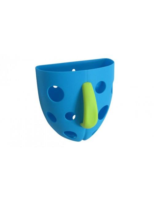 Cesta Recoge Juguetes Baño Olmitos Azul