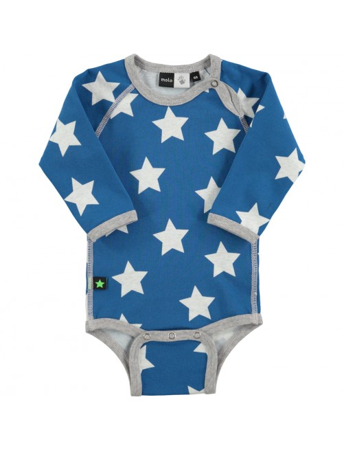 Body Molo Kids Field Vibrant Blue Star