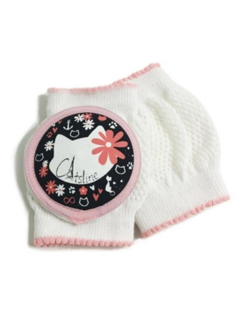 Attipas-atticat-catsline-flower-rodilleras-gateo-bebes-accesorios-puericultura-tienda-online-zaragoza-web
