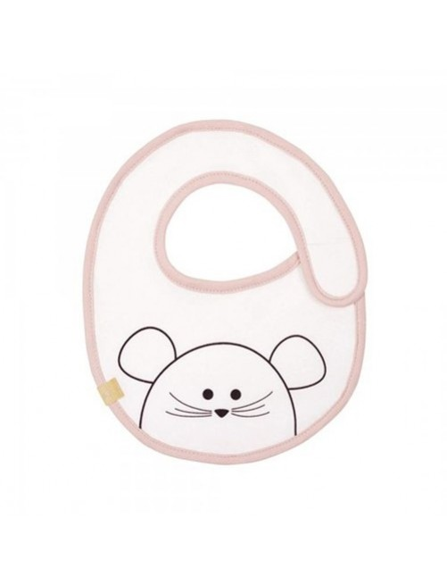 Babero Little chums Mouse Lassig Bebe Mama Recien Nacido Tienda online Zaragoza