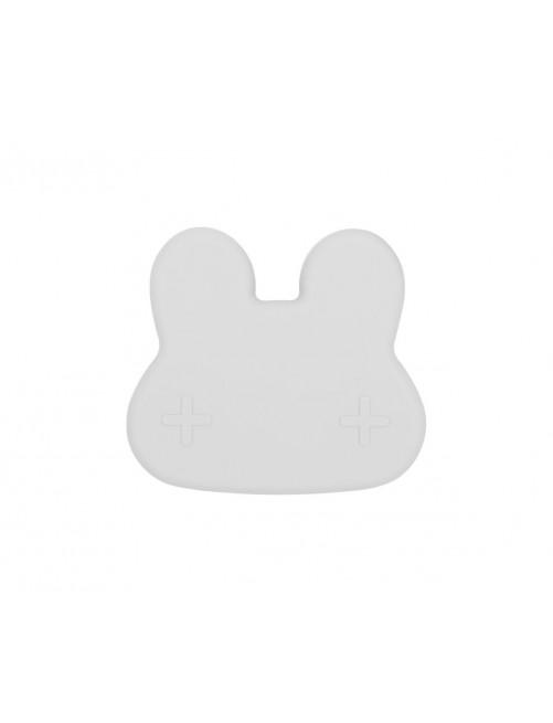 Caja Almuerzo Snackies Bunny Gris We Might Be Tiny Puericultura Zaragoza Bol