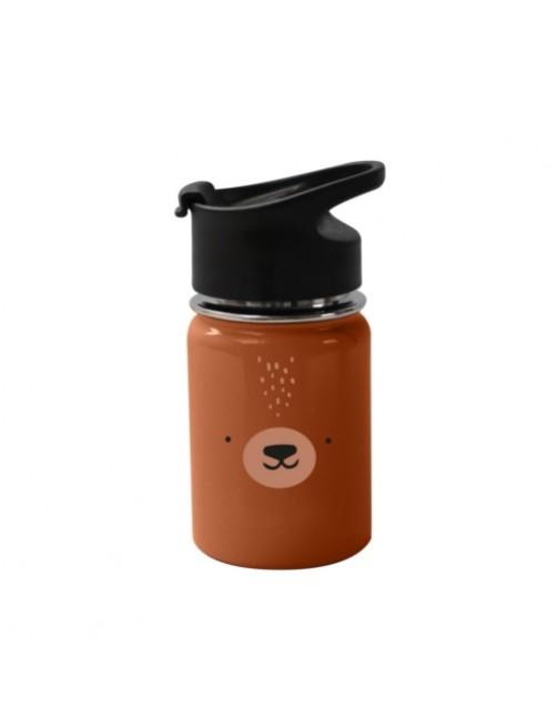 Botella-Térmica-Acero-Brownbear-Eef-Lillemor-Bebe-Accesorios-Puericultura-Tienda-Online-Zaragoza