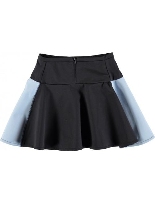 Falda Molo Kids Britani Dark Navy  Moda Infantil alternativa Zaragoza Niñas Tienda Online Neopreno