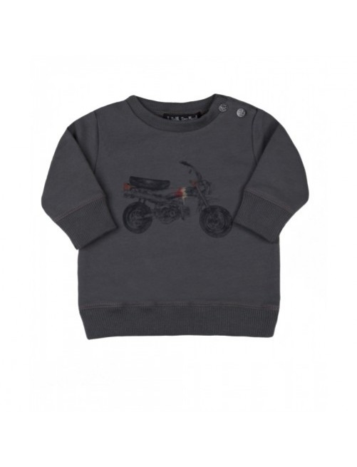 Sudadera I Talk Too Much Ement moda-infantil-diferente-alternativa-divertida-comoda-original niño niña bebe