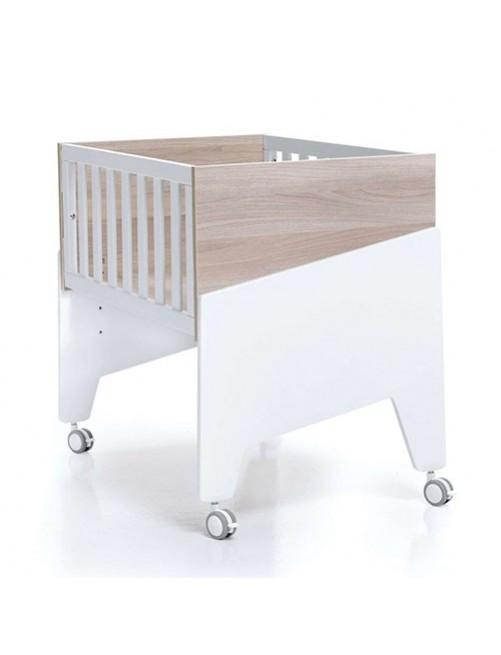 Minicuna-Alondra-Equo-Madera-Colecho-Bebe-Maternidad-Nacimiento-Puericultura-Tienda-Online-Zaragoza