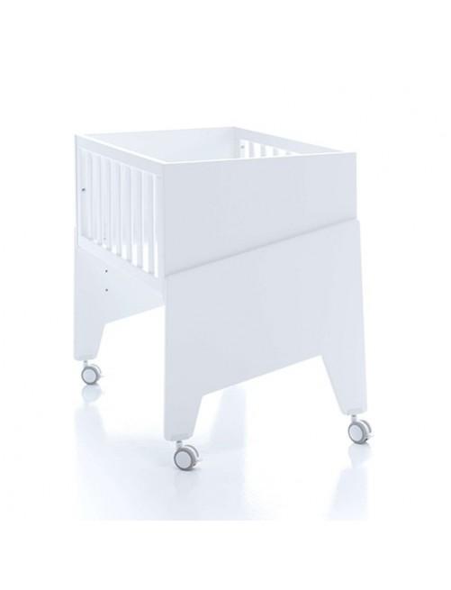 Minicuna de colecho EQUO Alondra (5 en 1) blanco minicuna, puericultura, accesorios bebe, tienda online zaragoza