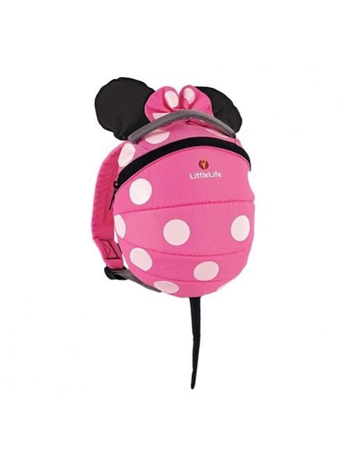 Mochila-disney-Pink-Minnie-littlelife-animal-kids-2l-rosa-excursion-colegio-guarderia-Tienda-niños-Zaragoza-online