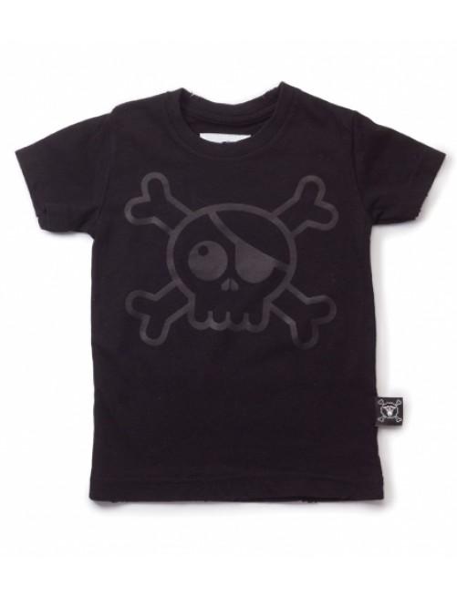Camiseta Nununu Big Skull T-Shirt Black