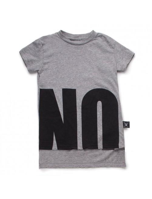 Camiseta Nununu No! Tshirt Grey