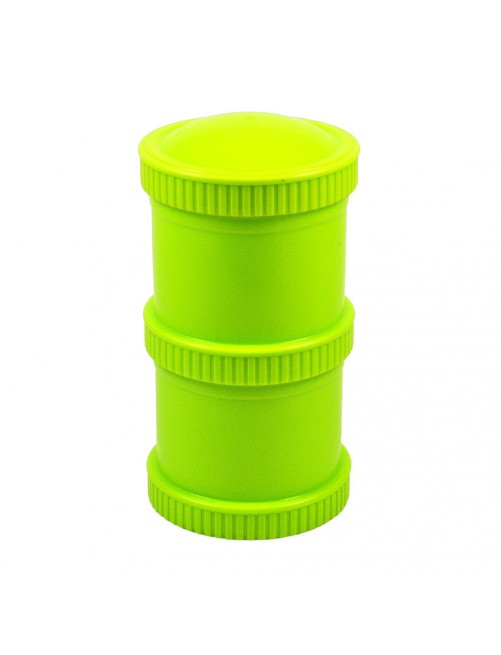Packs de 2 Botes Snacks Re-Play Verde