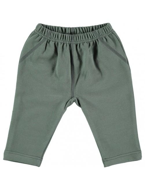 Pantalon con bolsillo Limobasics Gris Darkgrey