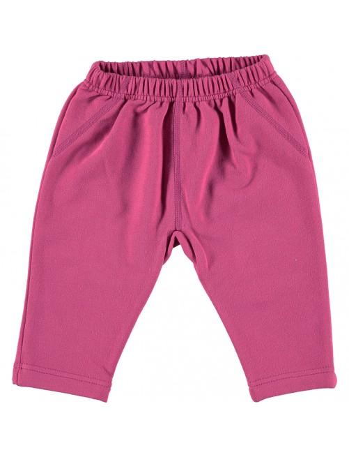 Pantalon con bolsillo Limobasics Rosa Fucsia