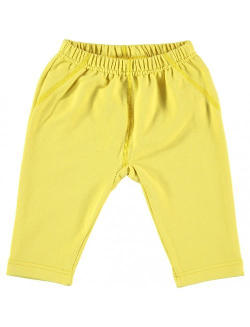 Pantalon con bolsillo Limobasics Amarillo Mostaza