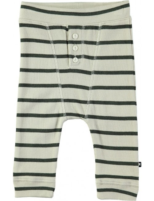 Pantalon Molo Kids Simpson Deep Forest Stripe  Moda Infantil alternativa Zaragoza Bebe Punto Tienda Online