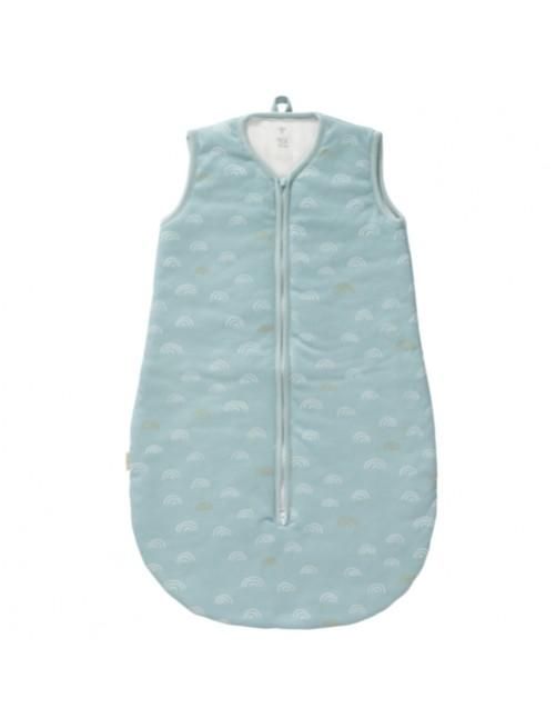 Saco-Dormir-Arcoiris-Azul-Fresk-Orgnic-Sleeping-Bag-Bebe-Accesorios-Puericultura-Tienda-Online-Zaragoza