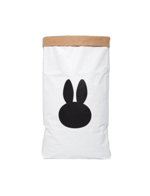 Saco Organizador Be-Nized Bags Bunny Pizarra Juguetes Habitación Niños
