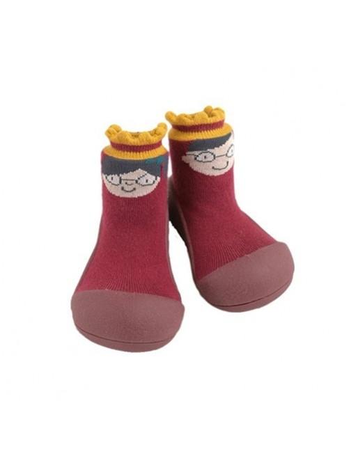 Zapatillas-Attipas-Kingqueen-Red-Zapatos-Primeros-pasos-calzado-ergonomico-Bebes-accesorios-Puericultura-Tienda-Online-Zaragoza