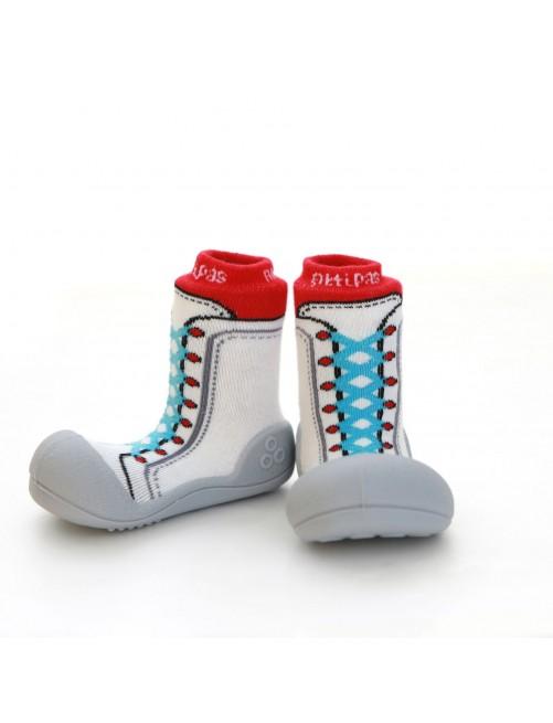 Zapatillas New Sneaker Rojo Attipas