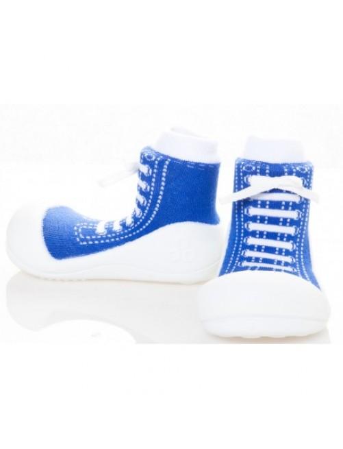 Zapatillas Sneaker Azul Attipas Zapatillas-Attipas-Sneakers-Primeros_pasos-Bebe-Puericultura-Tienda-Online-Zaragoza