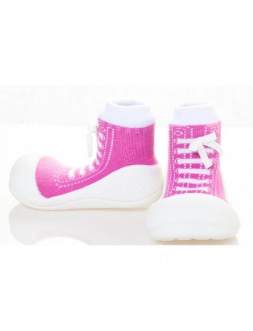 Zapatillas Sneaker Violeta Attipas