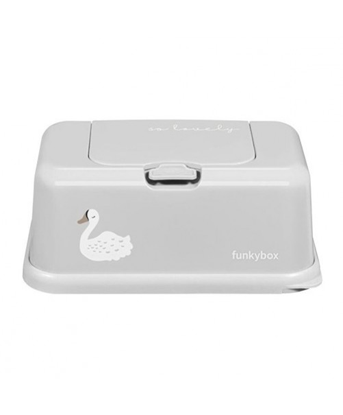 Funkybox-Caja-Cisne-Gris-Accesorios-Puericultura-Tienda-Bebes-Zaragoza-Mamas-Recien-Nacido