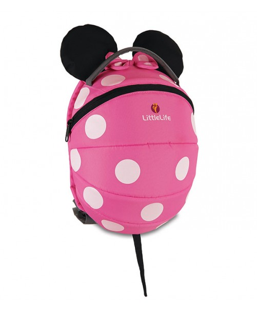 Mochila LittleLife Minnie Mouse  Big toodler daysack backpack