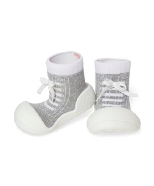 Zapatillas-Attipas-Sneakers-Gris-Primeros_pasos-Bebe-Puericultura-Tienda-Online-Zaragoza