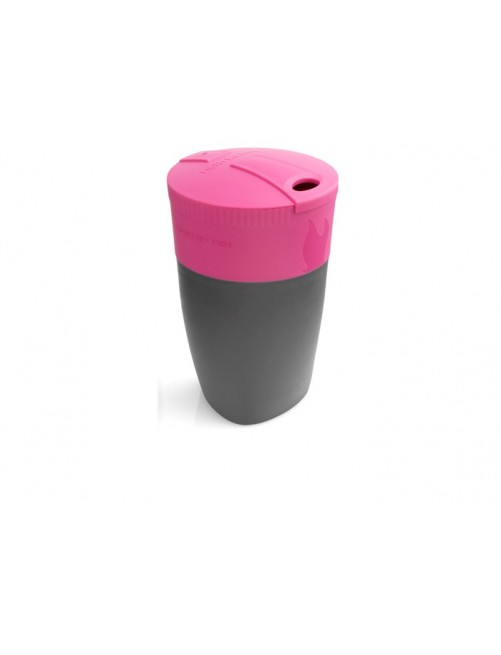 Vaso Pack-Up-Cup Light My Fire Fucsia