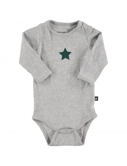 Body Molo Kids Foss Estrella Verde