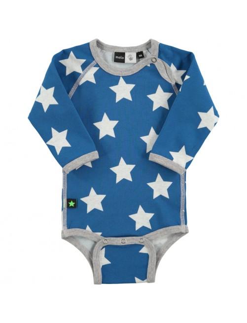 Body Molo Kids Field Vibrant Blue Star