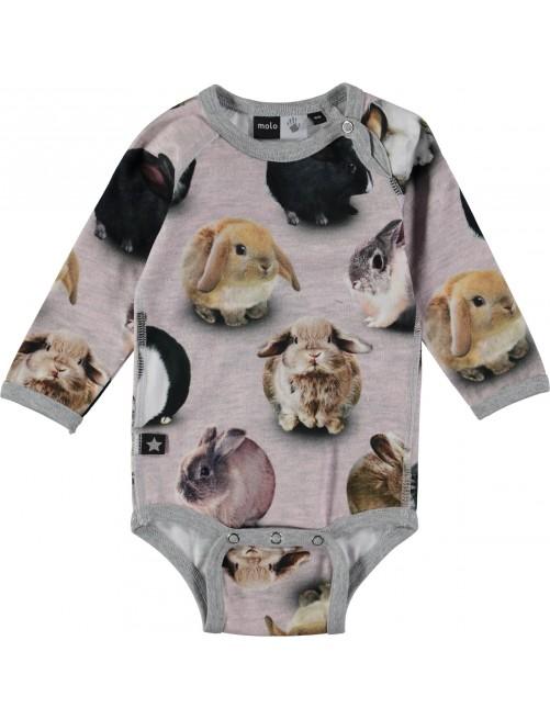 Body Molo Kids Fonda Bunny Dots