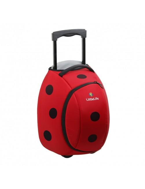 Maleta/Trolley LittleLife Ladybird