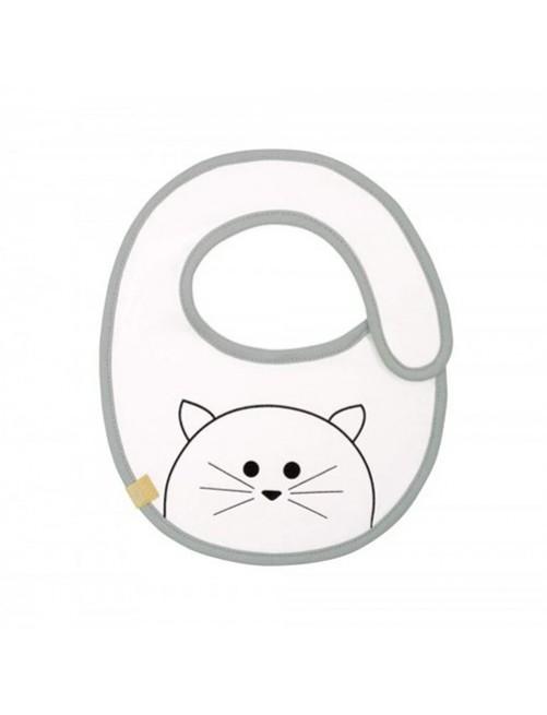 Babero Little chums Cat Lassig Bebe Mama Recien Nacido Tienda online Zaragoza
