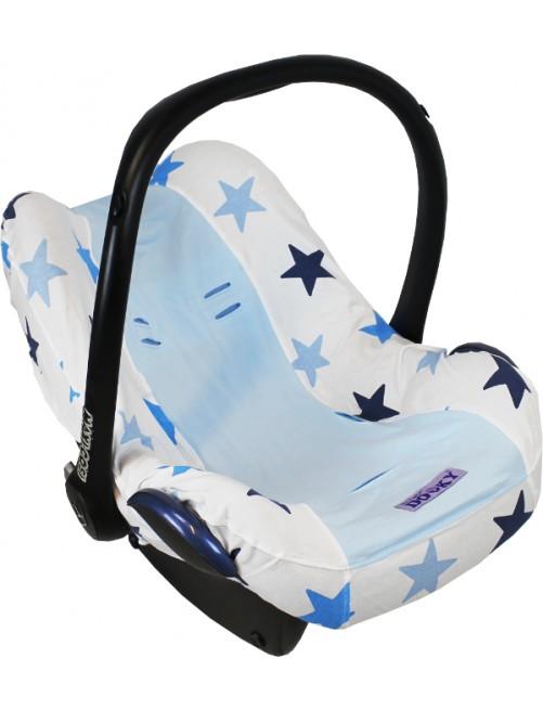 Funda Grupo 0 Dooky Inlay Blue Stars