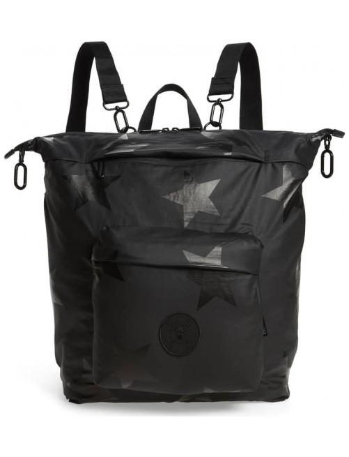 Bolso Nununu Star Diaper Bag Black Moda Mama Moderna Alternativa Tienda Bebes Bolsocambiador Zaragoza Online Mochila