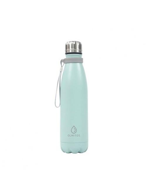 Botella-Acero-inox-Olmitos-Azul-500ml-Bebe-Accesorios-Tienda-Online-Zaragoza-Alimenta1cion-Liquidos-Termo-Agua