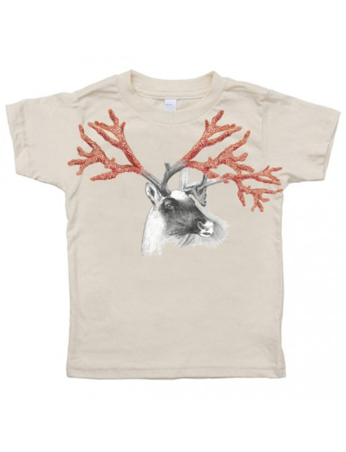 Camiseta Monikako Kids Flamingo Organic