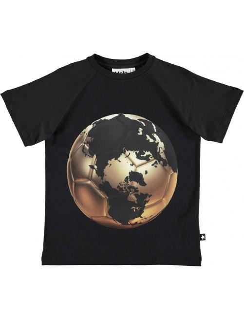 Camiseta Molo Kids Raines Football World Maps Moda Infantil Alternativa Zaragoza tienda Online Fútbol Pelota Balón