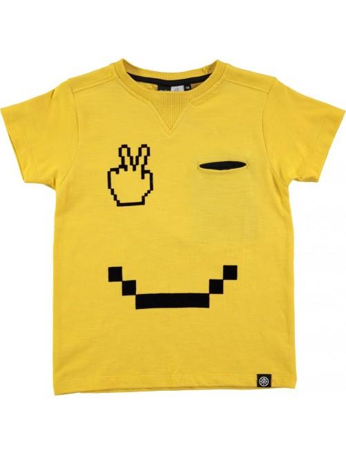 Camiseta Molo Kids Renton Pacman