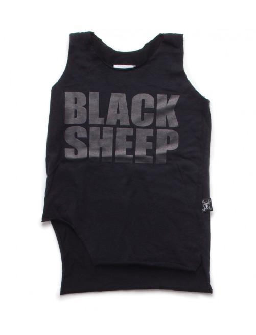 Camiseta Nununu Blacksheep Tanktop Black