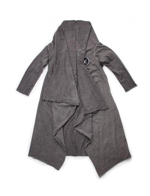 Chaqueta Dyed Cardigan Nununu Grey