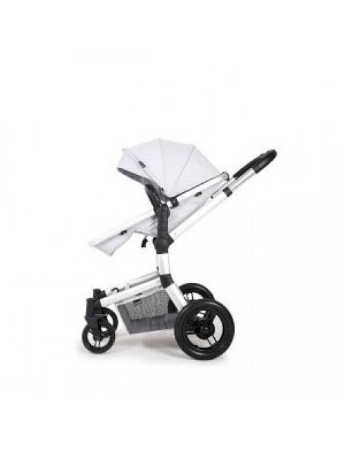 Carrito para bebé Bonarelli 800 Urban Grey Light  Puericultura Zaragoza Bebe capazo+silla+grupo0