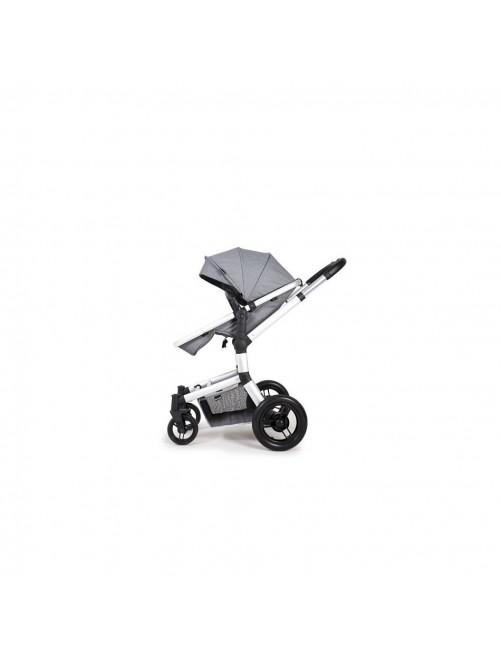 Carrito para bebé Bonarelli 800 Urban Grey medium Puericultura Zaragoza Bebe capazo+silla+grupo0