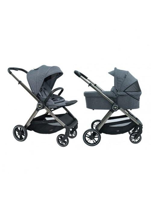 cochecito-silla-de-paseo-birdye-niu-bebe-puericultura-tienda-online-zaragoza-dappbaby-Gris-Oscuro