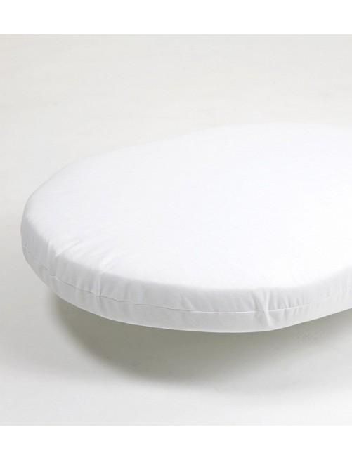 Colchón Adiccional Blanco Minicuna Guum Barcelona