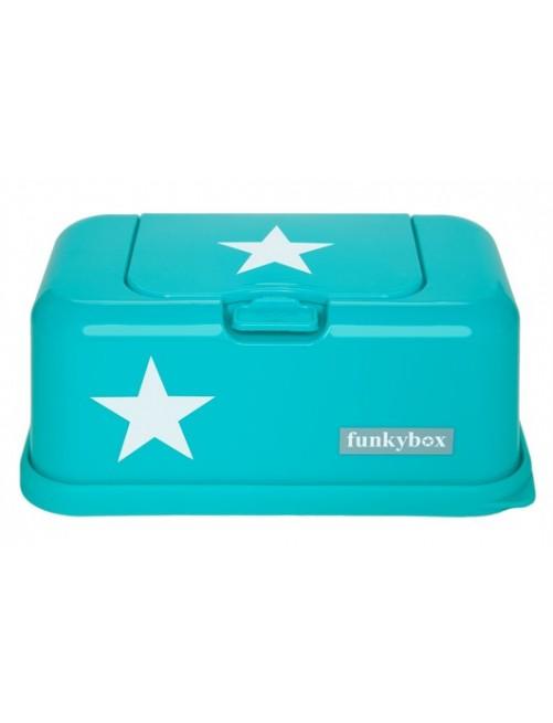 Dispensador FunkyBox azul turquesa