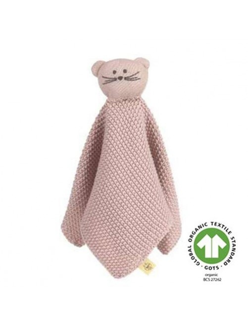 doudou-mouse-punto-rosa-lassig-Gots-olmitos-trapito-bebe-accesorios-puericultura-tienda-online-zaragoza
