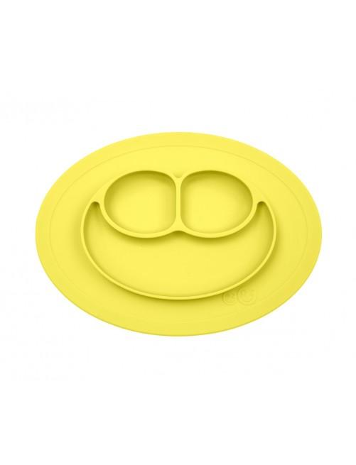 Mini Mat Lemon (Mini Plato Amarillo) blw puericultura zaragoza plato silicona