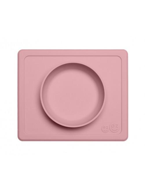 Cuenco The Happy Bowl Mini Blush EzPz blw puericultura zaragoza plato silicona